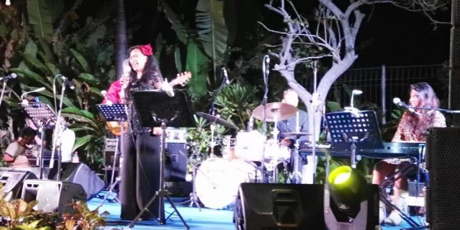 Rangkaian Pre Event Ubud Village Festival (UVJF) 2019 di Rumah Luwih (Istimewa)